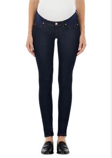 J Brand Mama J Super Skinny Maternity Jeans (After Dark)