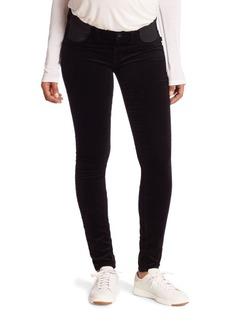 J Brand Mama Super Skinny Velvet Pants