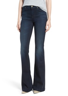 J Brand 'Maria' High Rise Flare Jeans (Dark Innovation)