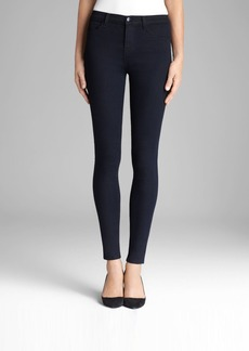 J Brand Maria High Rise Jeans in Lapis