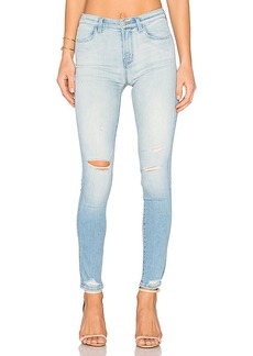 J Brand Maria High Rise Skinny. - size 24 (also in 26,27,28,29,30)