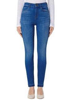 J Brand Maria High Rise Skinny Jeans (Angelic)
