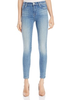 J Brand Maria High Rise Skinny Jeans in Adventure