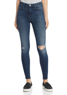 J Brand Maria High Rise Skinny Jeans in Arrested