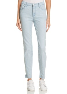 J Brand Maria High Rise Skinny Jeans in Delightful - 100% Exclusive
