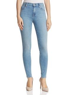 J Brand Maria High Rise Skinny Jeans in Everlasting