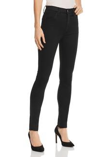 J Brand Maria High Rise Skinny Jeans in Highway