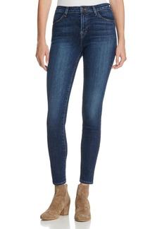 J Brand Maria High Rise Skinny Jeans in Mesmeric