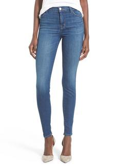 J Brand 'Maria' High Rise Skinny Jeans (Ingenue)
