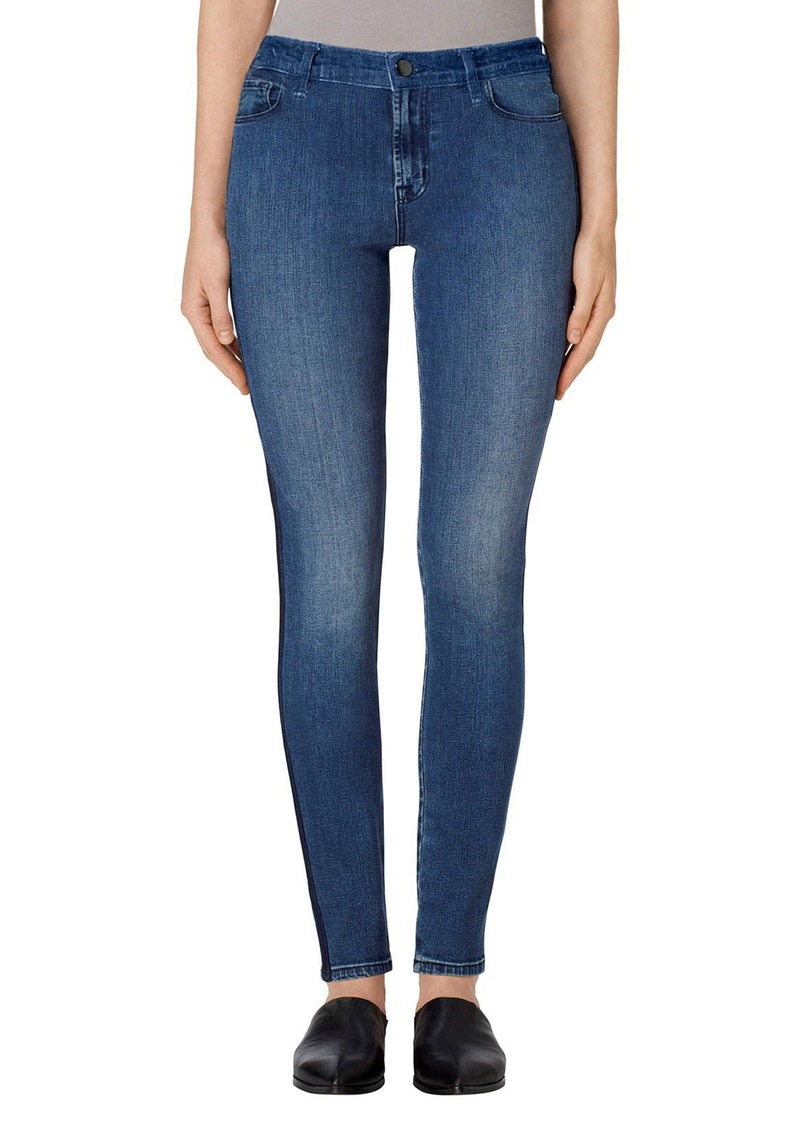 e4499a624c1d J Brand J Brand Maria High Rise Skinny Jeans (Point Blank)