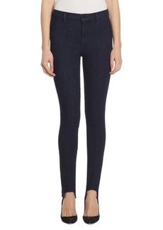 J BRAND Maria High-Rise Stirrup Jeans/Cimmerian