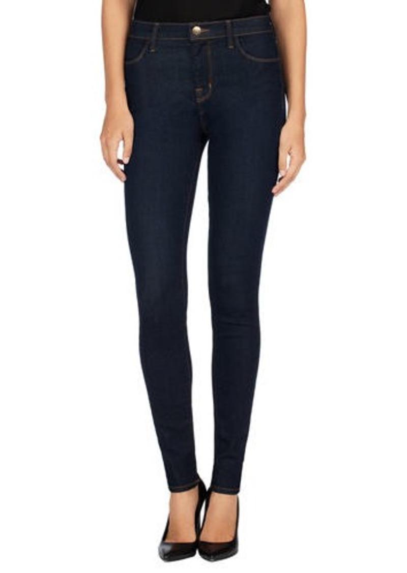 J Brand Maria High-Rise Super-Skinny Jeans
