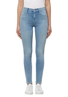 J Brand Maria High Waist Skinny Jeans (Arise)