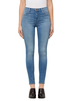 J Brand Maria High Waist Skinny Jeans (Influential)