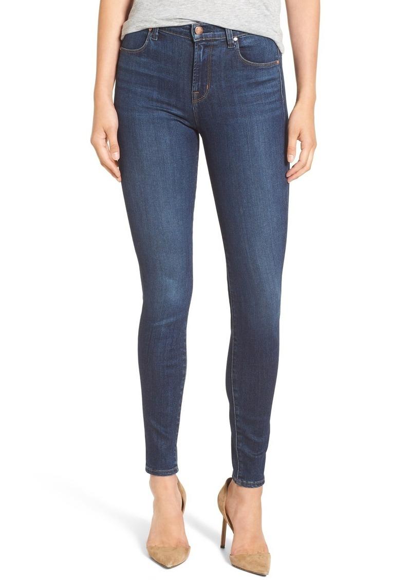 J Brand Maria High Waist Skinny Jeans (Fleeting)
