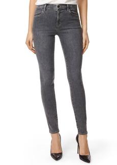 J Brand Maria High Waist Skinny Jeans (Obscura)