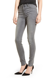 J Brand Maria High Waist Skinny Jeans (Pebble) (Nordstrom Exclusive)