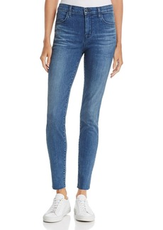 J Brand Maria Split Hem Skinny Jeans in Darling - 100% Exclusive