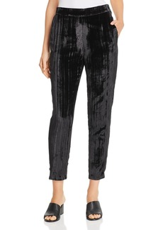 J Brand Marlee Velvet Pants