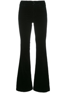 J Brand Martin flared trousers - Black