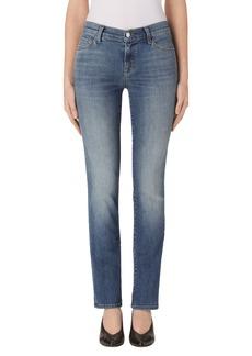 J Brand Maude Cigarette Leg Jeans