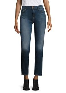 J BRAND Maude Cigarette Straight-Leg Jeans