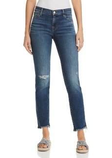 J Brand Maude Skinny Jeans in Persuade