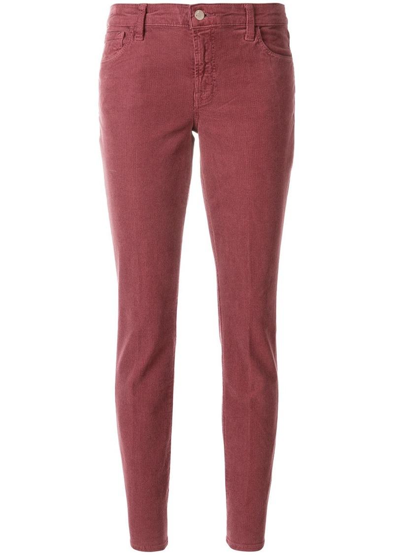 Mauve trousers - Pink & Purple J Brand yuePt28