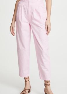 J Brand Mavis High Rise Trousers