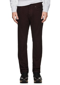 J Brand Men's Kane Brushed Straight Jeans