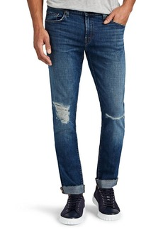 J Brand Men's Tyler Distressed Slim Jeans
