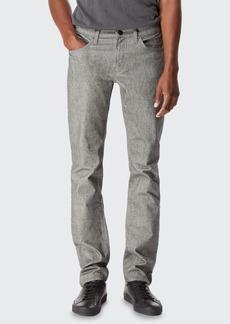 J Brand Men's Tyler Slim-Fit Melange Pants