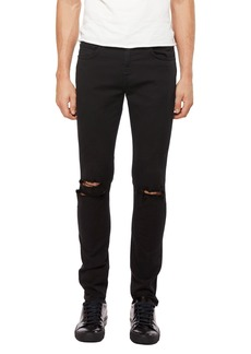 J Brand Mick Skinny Fit Jeans (Lincoln Oak)