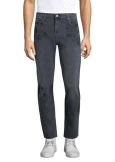 J Brand Mick Slim Distressed Jeans