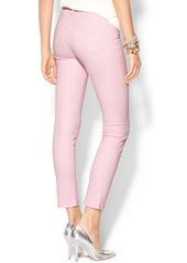 J Brand Mid Rise Crop Rail Jean