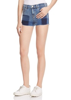 J Brand Mid Rise Cutoff Denim Shorts in Zenith