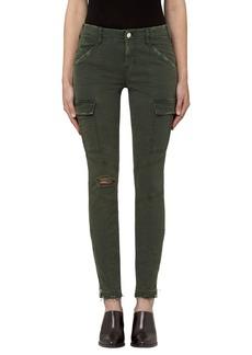 J Brand Mid Rise Houlihan Cargo Pants