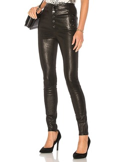 J Brand Natasha Leather Pant in Black. - size 28 (also in 27,29)