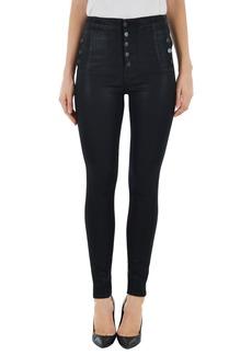 J Brand Natasha Sky High Skinny Jeans (Fearless)