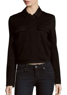 J BRAND Palisades Long Sleeve Jacket