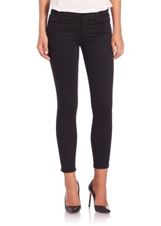 J BRAND Photo Ready Mid-Rise Cropped Jeans
