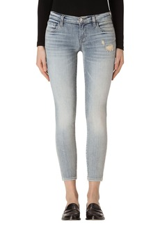 J Brand Ripped Crop Skinny Jeans (Decoy Destruct)