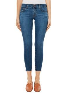 J Brand Crop Skinny Jeans (Lovesick)