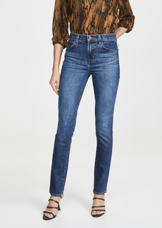 J Brand Ruby High Rise Cigarette Jeans