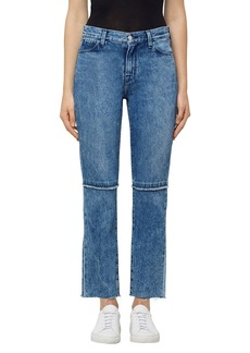 J Brand Ruby High Waist Crop Jeans (Satellite)