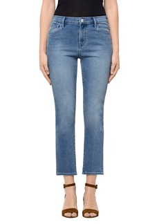 J Brand Ruby High Waist Crop Jeans (Utopia)