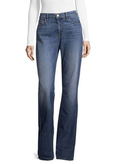 J BRAND Sabine High Rise Flare Jeans