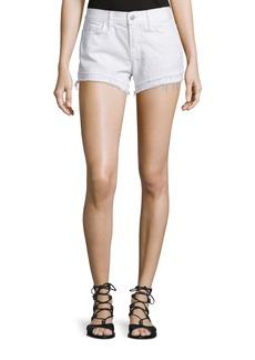 J Brand Sachi Low-Rise Cutoff Shorts
