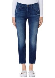 J Brand Sadey Slim Straight Leg Boyfriend Jeans (Gone)