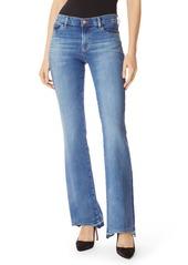 J Brand Sallie Release Hem Bootcut Jeans (Radiate)